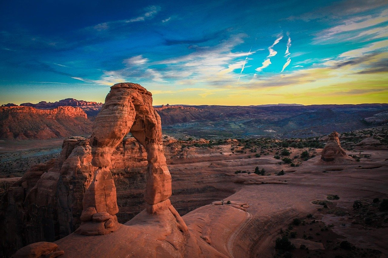 Arches National Park (Pixabay)