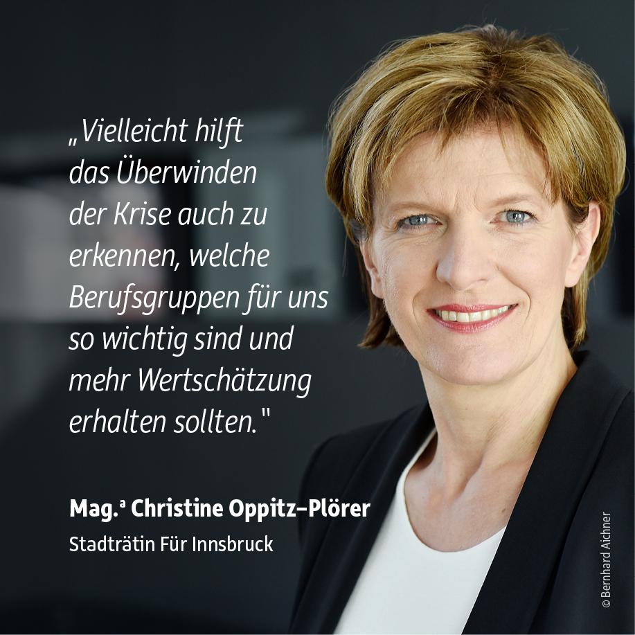 Zitat von Stadträtin Christine Oppitz-Plörer anzeigen