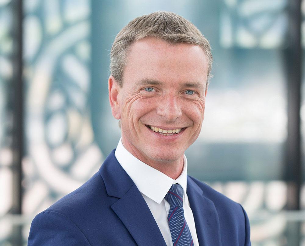 Gemeinderat Christoph Kaufmann