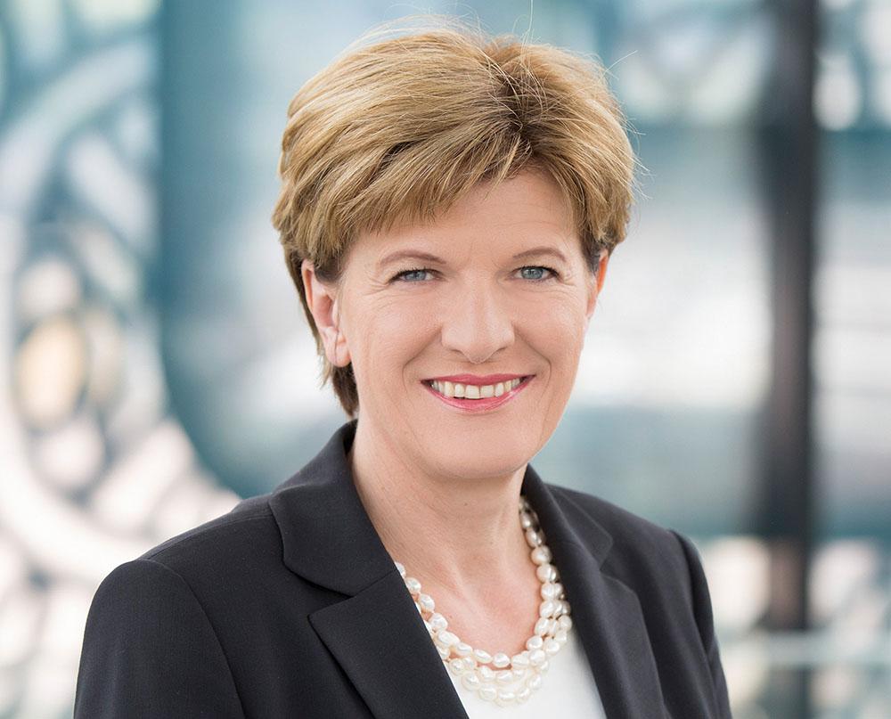 Stadträtin Christine Oppitz-Plörer