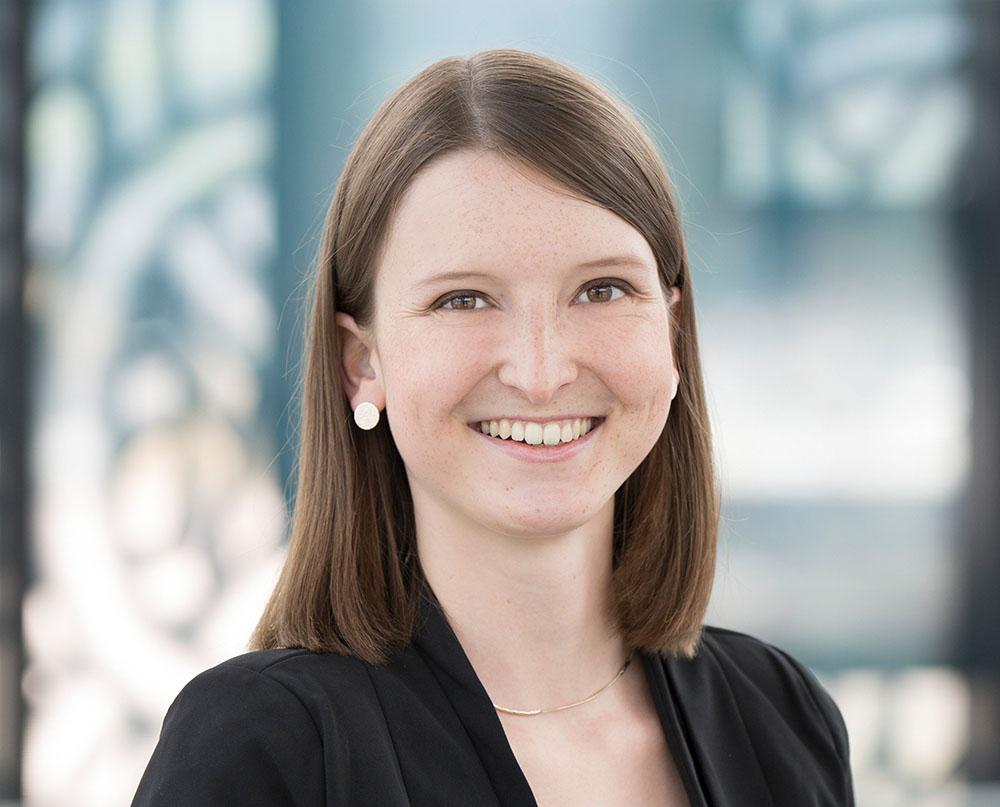 Gemeinderätin Theresa Ringler