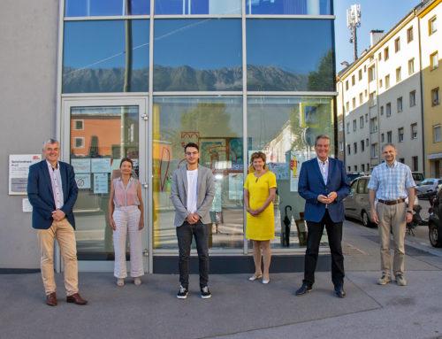 Interessen in Pradl werden gebündelt – Stadtteilkoordinator vor Ort