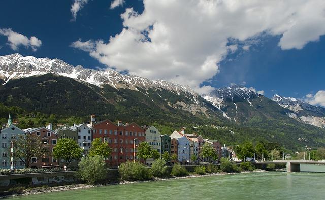 Innsbruck Austria Tyrol Mariahilf  - fotografieren_artgerecht / Pixabay