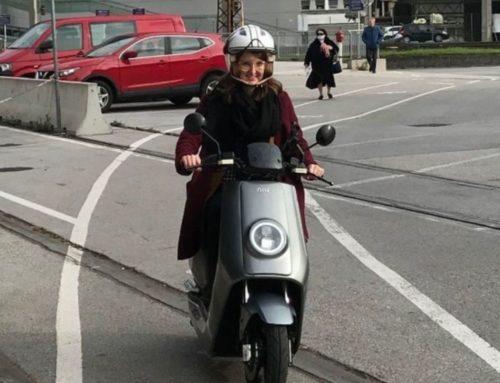Die Zukunft der Mobilität wird auf zwei Rädern stattfinden