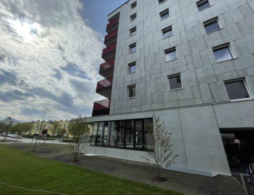 142 neue Wohnungen für Innsbruckerinnen und Innsbrucker in Pradl Ost